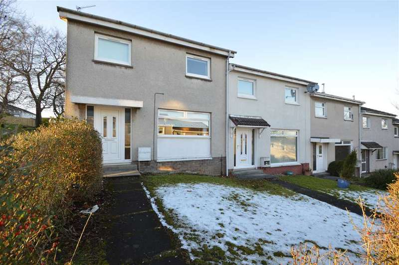 3 Bedrooms End Of Terrace House for sale in Glen Carron, East Kilbride