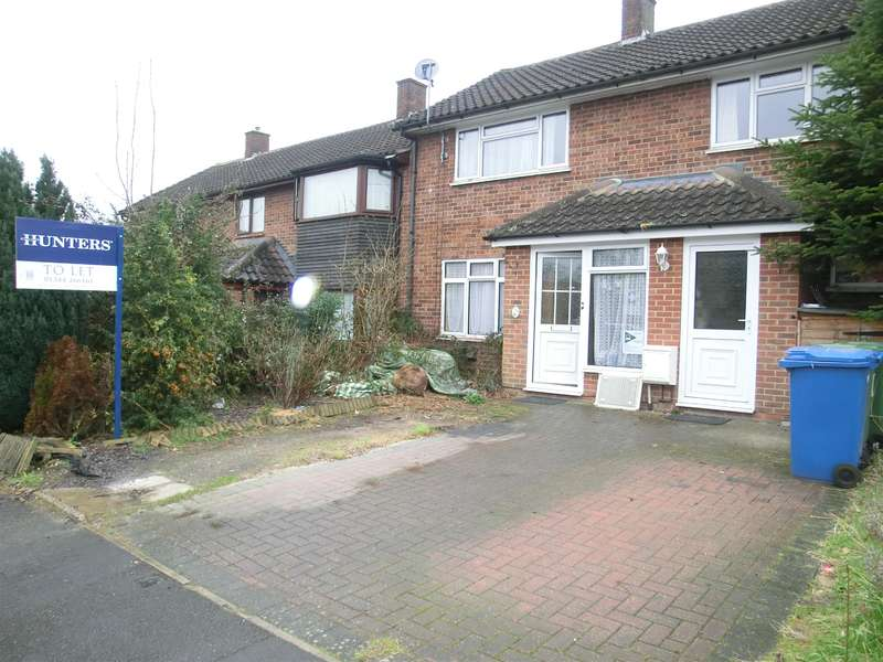 4 Bedrooms Terraced House for rent in Wilwood Road, Bracknell, , RG42 1SF