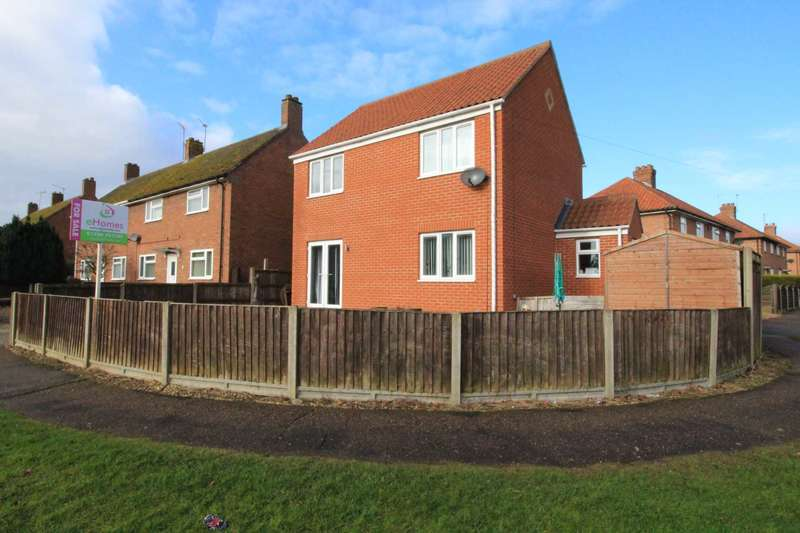 2 Bedrooms Detached House for sale in The Oaklands, Swaffham