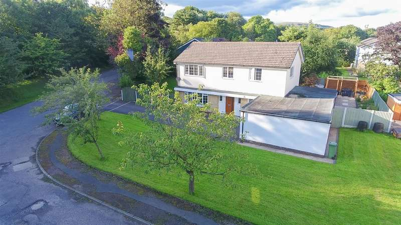 4 Bedrooms Detached House for sale in Meadow Park, Irwell Vale, Bury