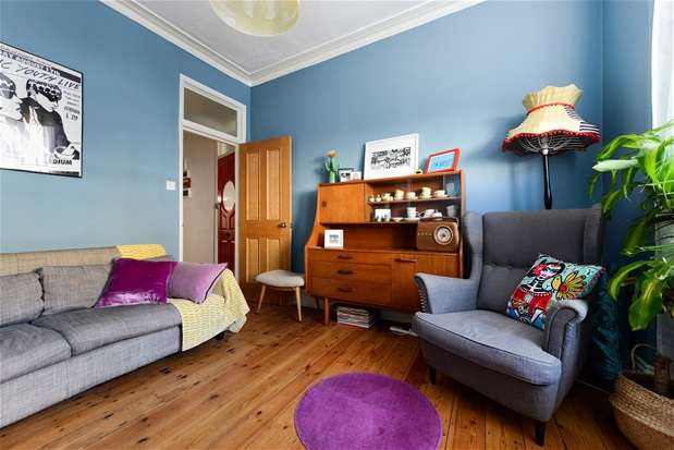 1 Bedroom Flat for sale in St Francis Road, East Dulwich
