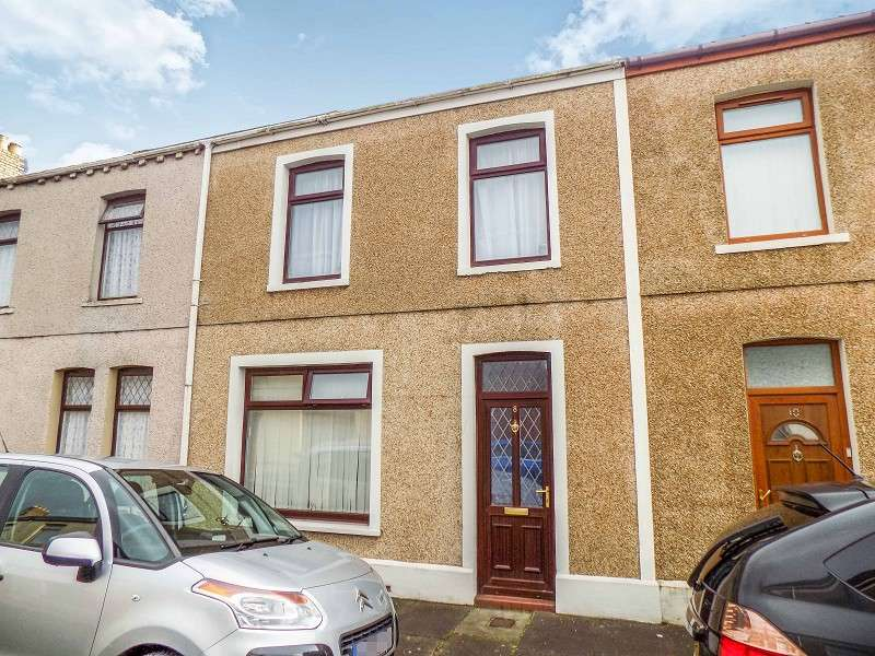 3 Bedrooms Terraced House for sale in Clarice Street, Port Talbot, Neath Port Talbot. SA12 6BQ