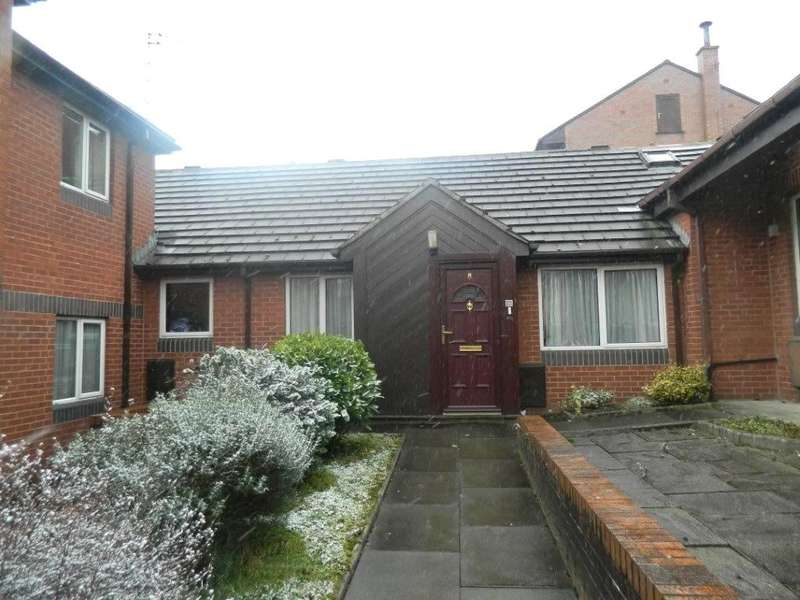 1 Bedroom Ground Flat for sale in Off Elizabeth Street, Whitefield , Manchester, M45