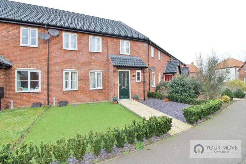 3 Bedrooms Property for sale in Victory Avenue, Bradwell, Great Yarmouth, NR31