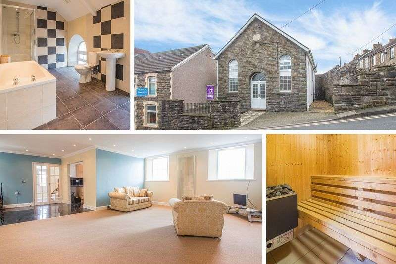 4 Bedrooms Property for sale in Heolddu Road, Bargoed