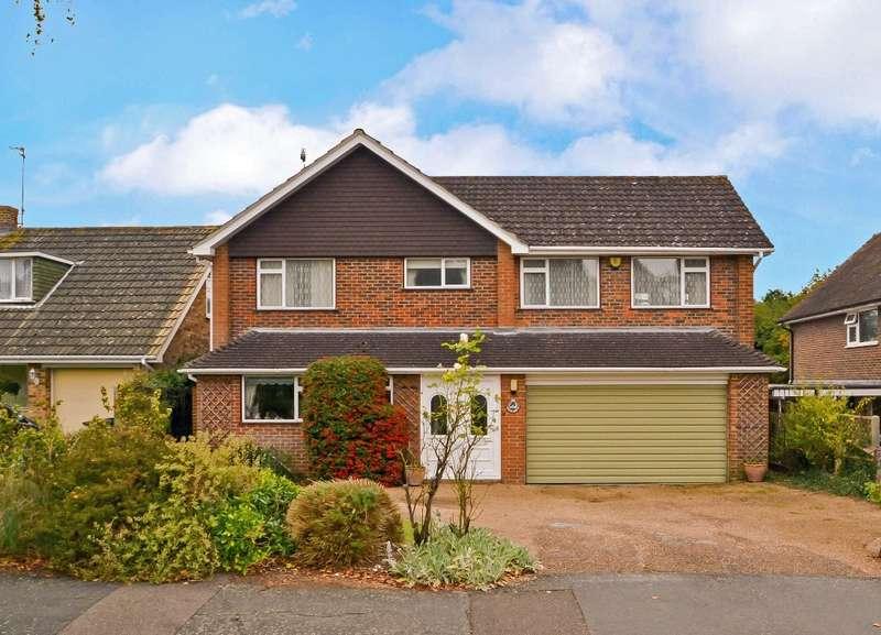 4 Bedrooms Detached House for sale in Silver Lane, Billingshurst, RH14