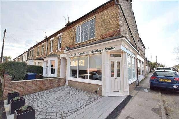 1 Bedroom Studio Flat for sale in Hertford Street, Oxford, OX4 3AL