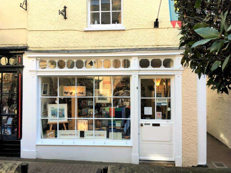 1 Bedroom Retail Property (high Street) Commercial for sale in Bath Place, Taunton, Somerset