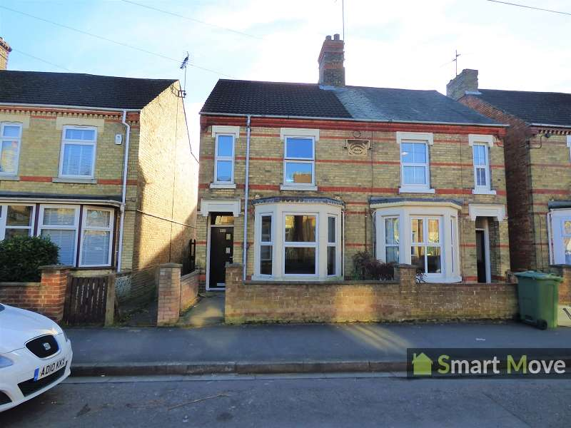 3 Bedrooms Semi Detached House for sale in Huntly Grove, Peterborough, Cambridgeshire. PE1 4DJ
