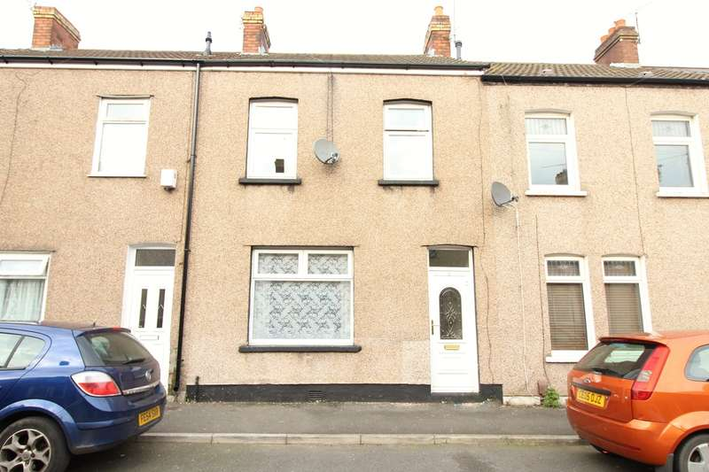 3 Bedrooms Terraced House for sale in Mansel Street, Newport, NP19