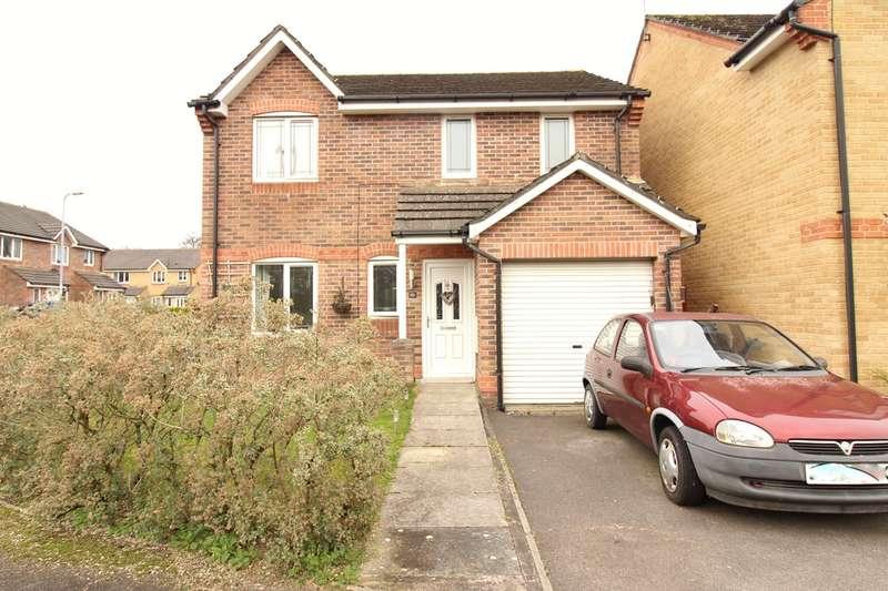 3 Bedrooms Detached House for sale in Orangery Walk, Newport, NP10