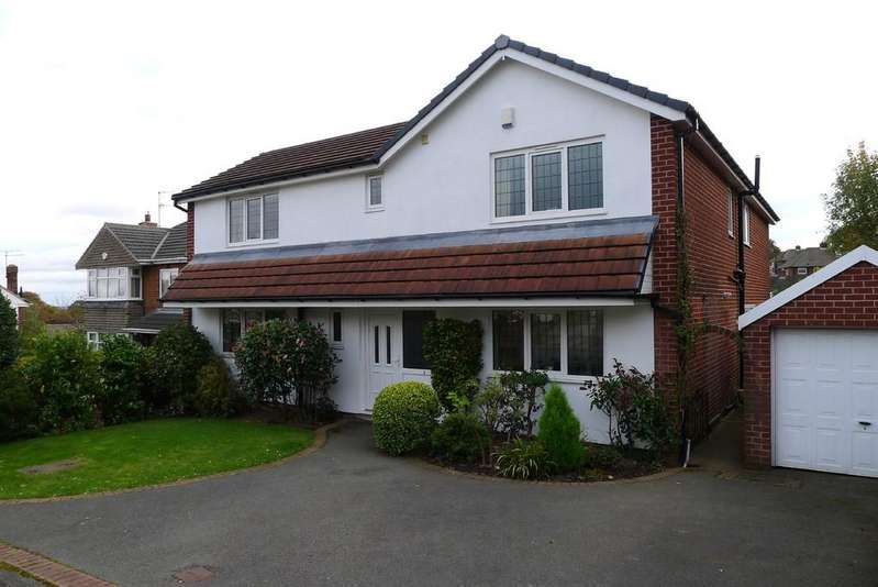 4 Bedrooms Detached House for sale in Henley Road, Thornhill