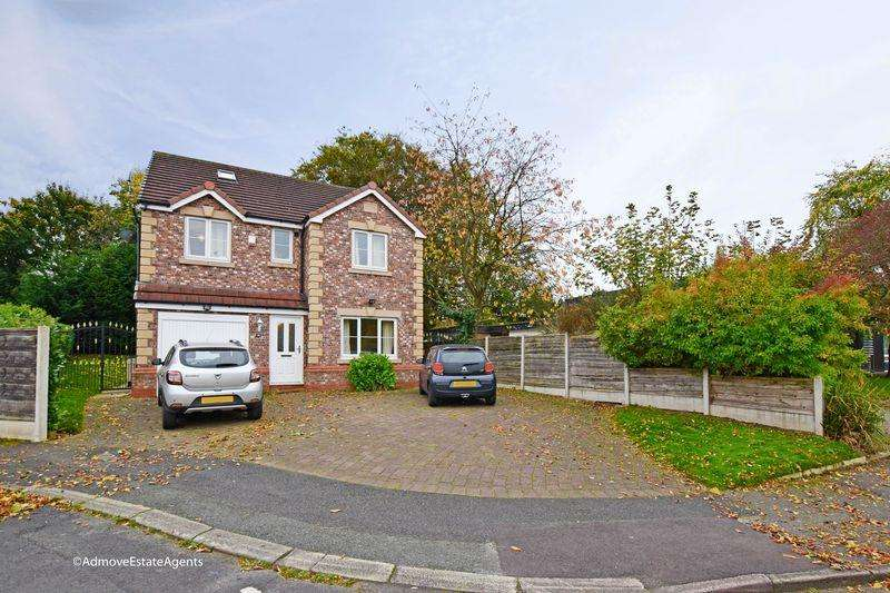 5 Bedrooms Detached House for sale in Greenwood Road, Lymm