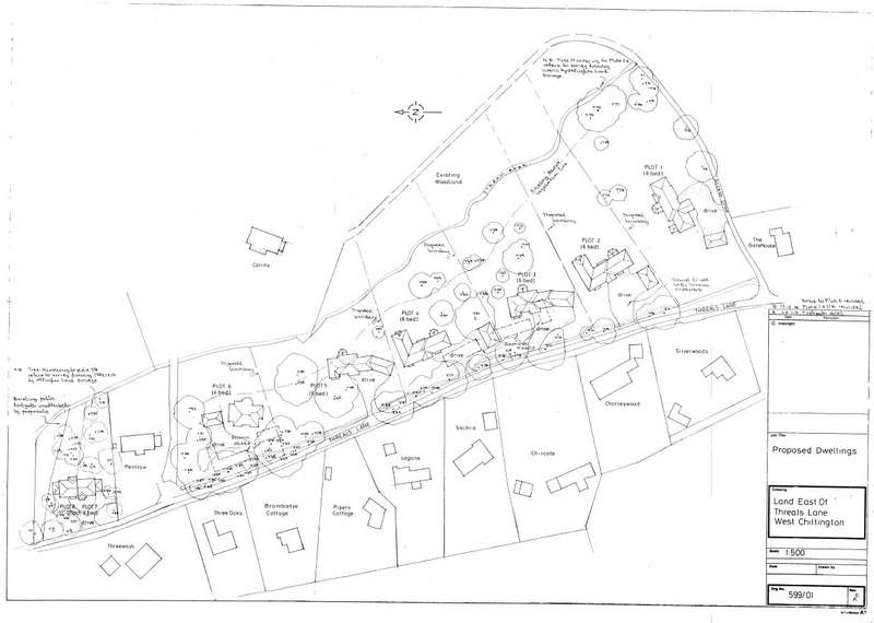 Land Commercial for sale in Land Off Threals Lane, West Chiltington