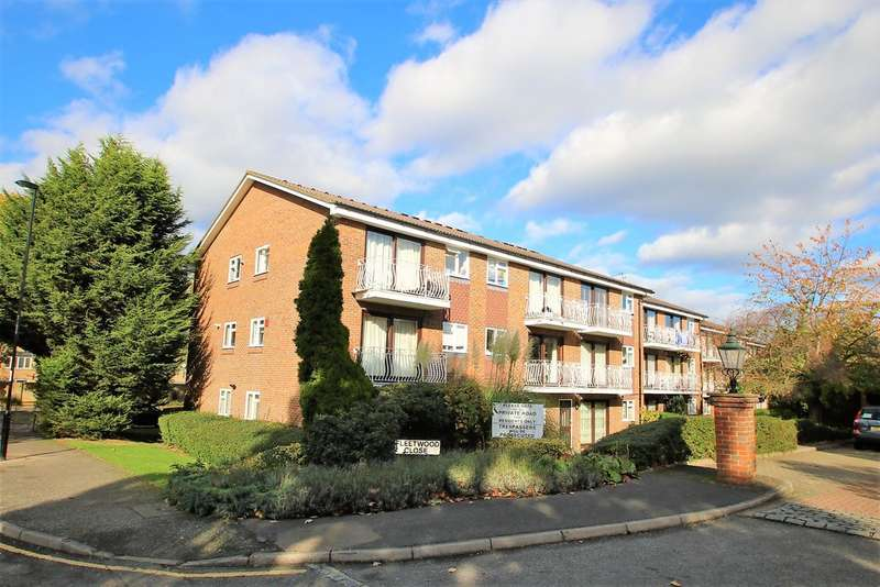 2 Bedrooms Apartment Flat for sale in Parkhill, Croydon CR0