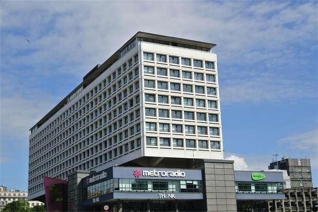 2 Bedrooms Flat for sale in 55 Degrees North, Newcastle Upon Tyne, Tyne and Wear