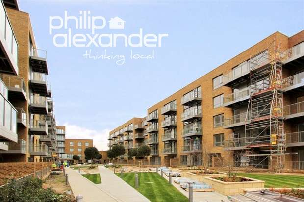 1 Bedroom Flat for sale in Smithfield Square, High Street, Hornsey, N8