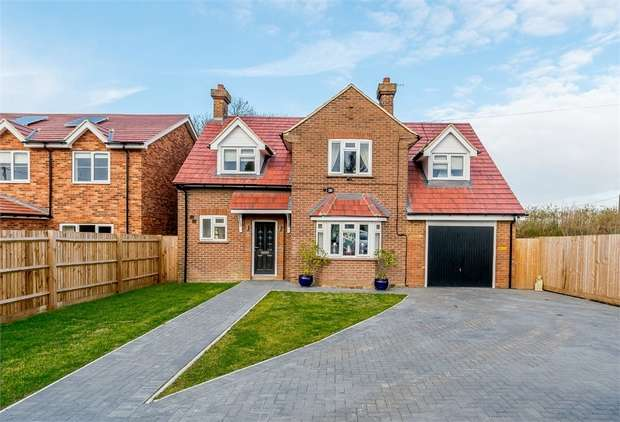 4 Bedrooms Detached House for sale in Biggleswade Road, Dunton, Biggleswade, Bedfordshire