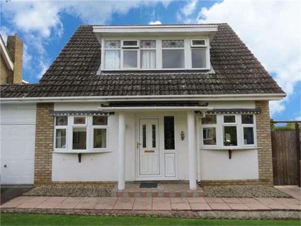 3 Bedrooms Detached House for sale in Lightfoot Lane, Middleton, Market Harborough, Northamptonshire