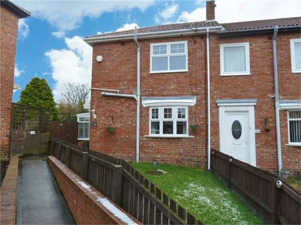 3 Bedrooms End Of Terrace House for sale in North Close, South Shields, Tyne and Wear