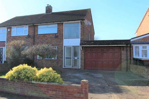 3 Bedrooms Semi Detached House for rent in Heronscroft, Bedford, MK41