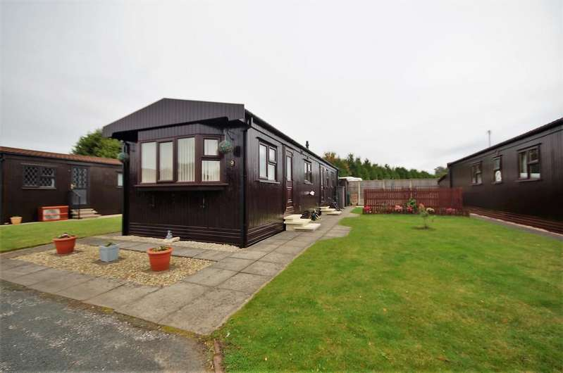 2 Bedrooms Park Home Mobile Home for sale in Chestnut Crescent, The Elms