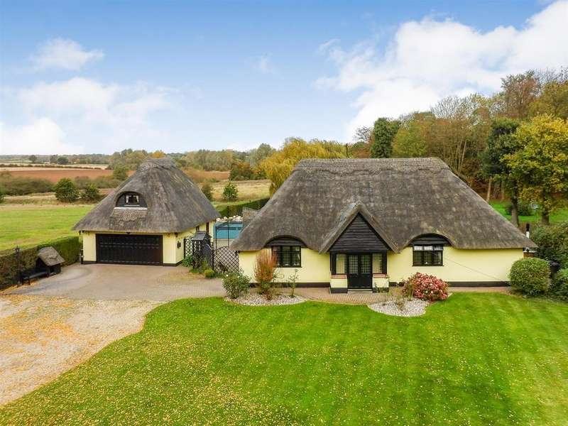 3 Bedrooms Cottage House for sale in Ulting, Maldon