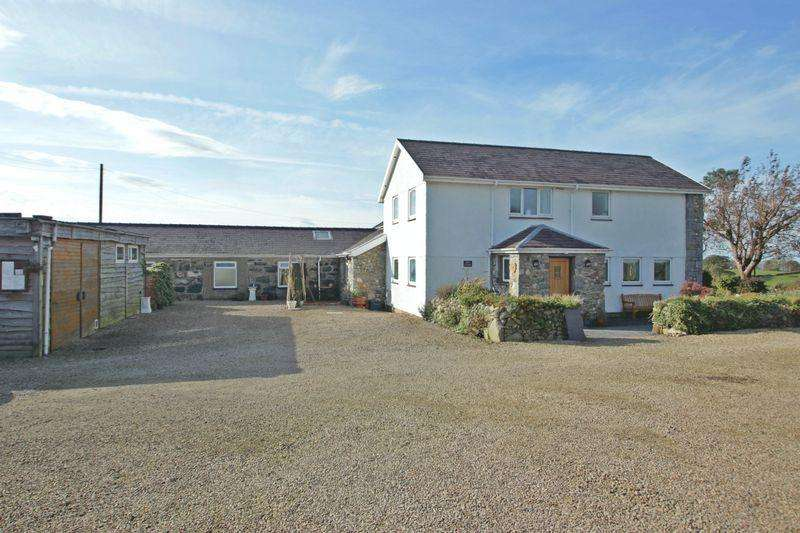 4 Bedrooms Detached House for sale in Bethesda Bach, Gwynedd