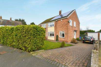 3 Bedrooms Semi Detached House for sale in Ludlow Crescent, Higher, Runcorn, Cheshire, WA7