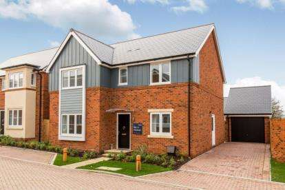 4 Bedrooms Detached House for sale in Swanwick Lane, Swanwick, Hampshire