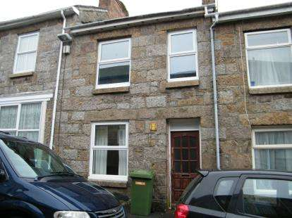 2 Bedrooms Terraced House for sale in Penzance, ., Cornwall
