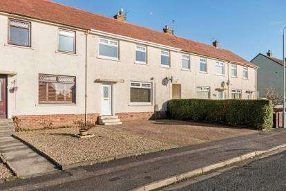 3 Bedrooms Terraced House for sale in Blackhouse Place, Ayr