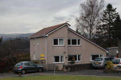 4 Bedrooms Detached House for sale in Firpark Terrace, Cambusbarron