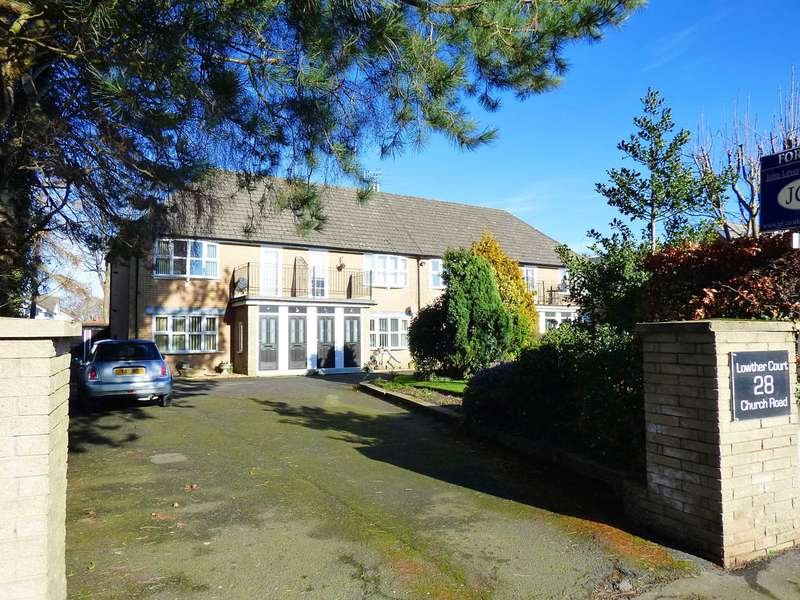 2 Bedrooms Apartment Flat for sale in Lowther Court, Church Road, Lytham