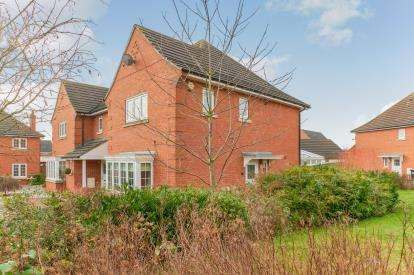 3 Bedrooms Semi Detached House for sale in Victor Close, Shortstown, Bedford, Bedfordshire