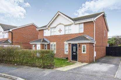 3 Bedrooms Semi Detached House for sale in ., Rainham, Essex