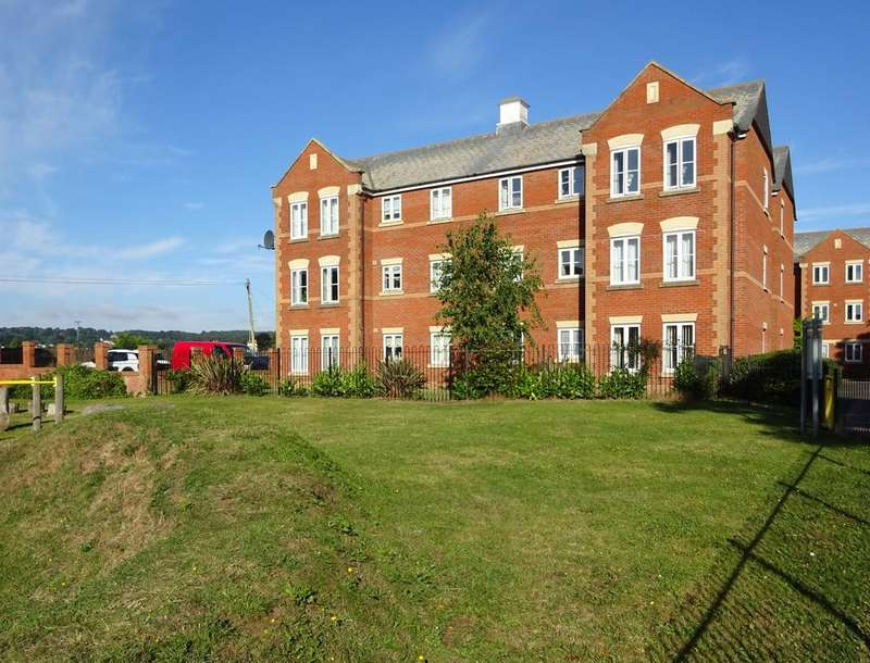 2 Bedrooms Apartment Flat for rent in Norman Crescent , Budleigh Salterton EX9