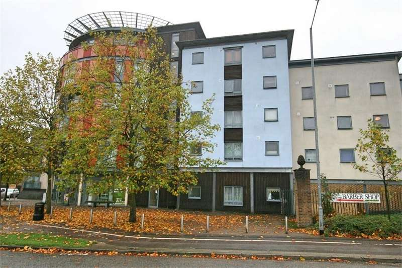 2 Bedrooms Flat for sale in Quayside Drive, Colchester, Essex