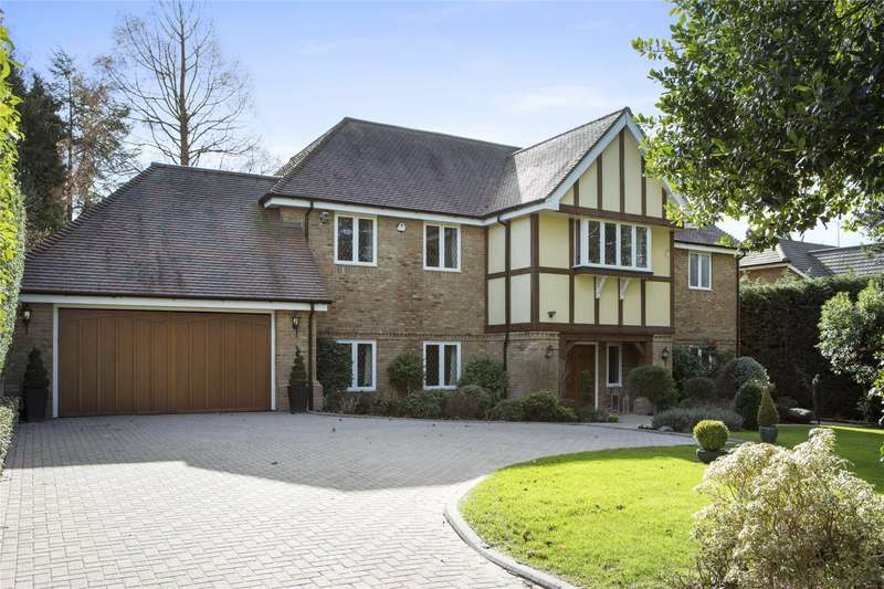 5 Bedrooms Detached House for sale in Green Lane, Cobham, Surrey, KT11