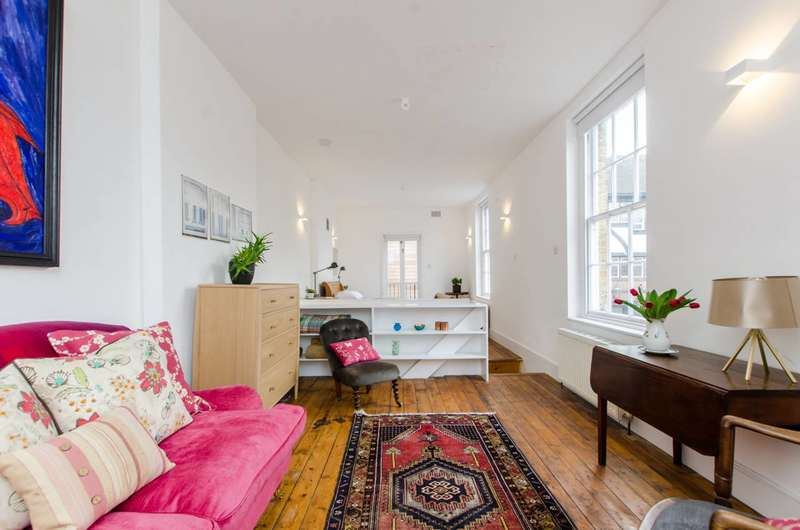 1 Bedroom House for sale in Bermondsey Wall East, Bermondsey, SE16