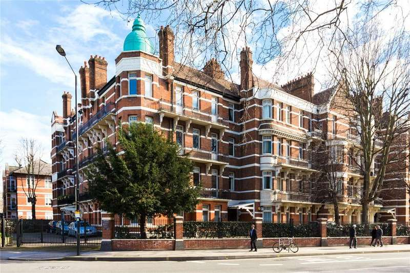 4 Bedrooms Flat for sale in Phoenix Lodge Mansions, Brook Green, London, W6