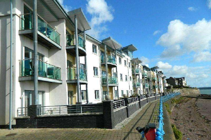 2 Bedrooms Ground Flat for sale in 2 Smokehouse Quay, Milford Haven SA73 3BD
