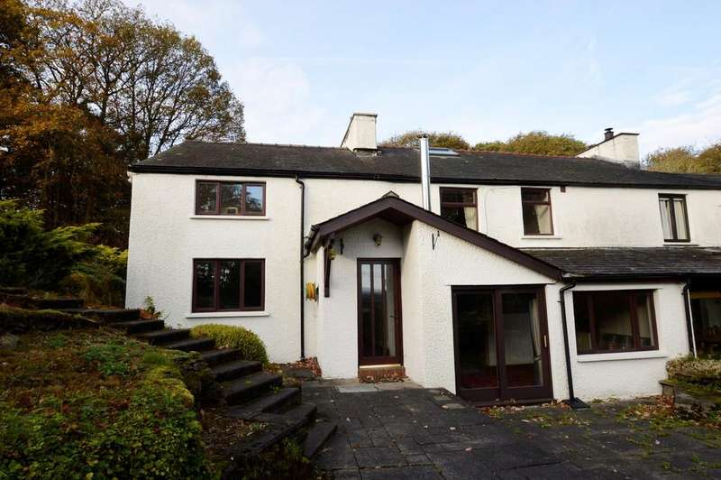 4 Bedrooms Semi Detached House for sale in The Nook, Witherslack