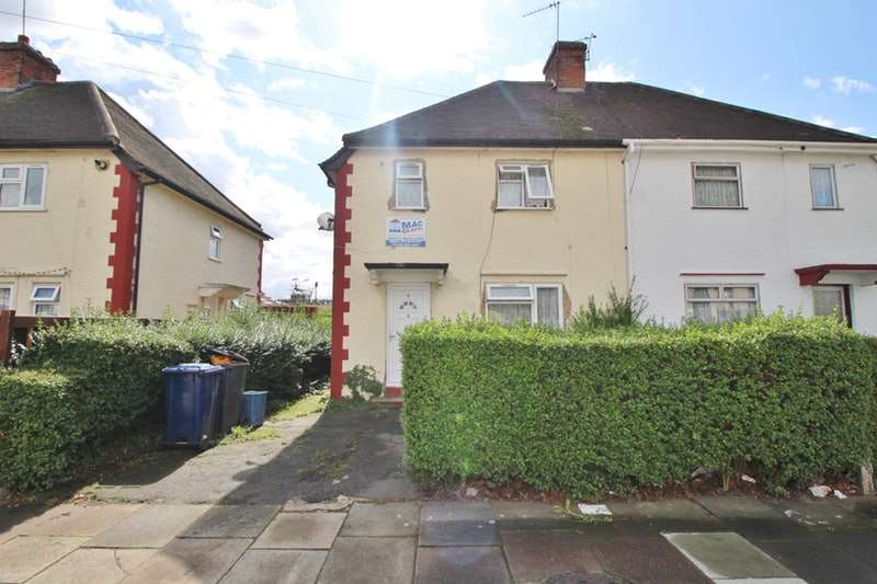 3 Bedrooms Semi Detached House for sale in May Gardens, Wembley, London, HA0