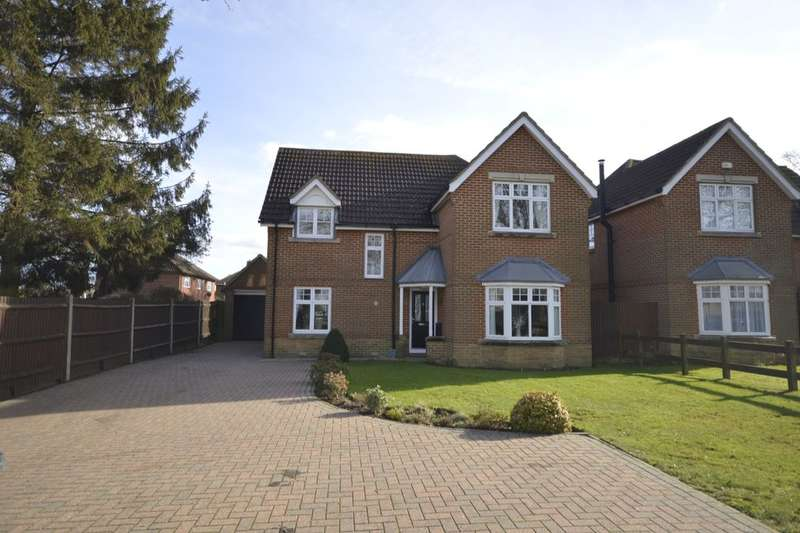 4 Bedrooms Detached House for sale in A Lansdowne Avenue, Maidstone, ME15