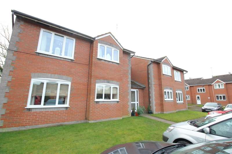 1 Bedroom Flat for rent in Kingfisher Close, Madeley, Crewe, CW3