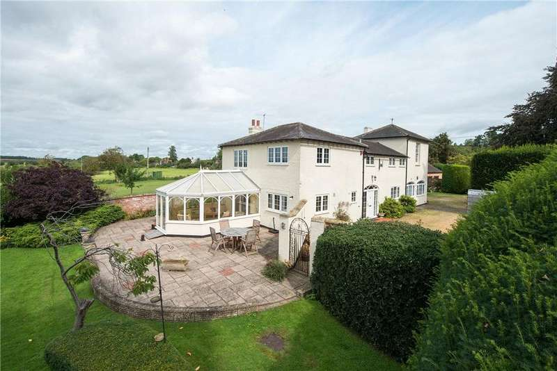 5 Bedrooms Detached House for sale in Alderminster, Stratford-upon-Avon, Warwickshire, CV37