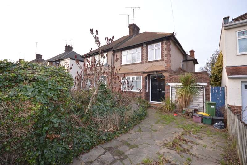 3 Bedrooms Semi Detached House for sale in Park Crescent, Erith, DA8