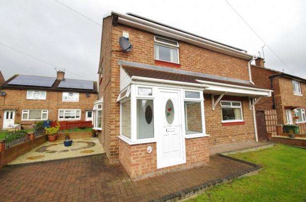 3 Bedrooms Semi Detached House for sale in Cricklewood Road, Hylton Castle, SR5