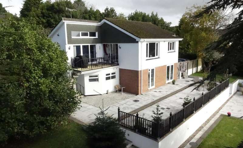 7 Bedrooms Detached House for sale in Biscovey Road, Biscovey